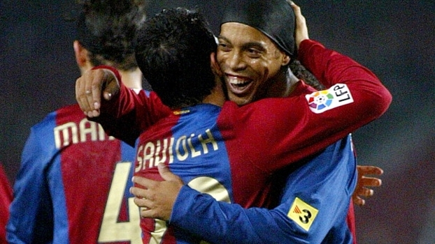Pela Copa do Rei, Barcelona x Alavés de 2007 teve show de Saviola e gol de Wellington Paulista