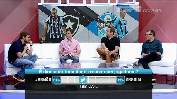 Comentaristas criticam possibilidade de árbitro de vídeo na Libertadores: 'Você não faz testes em semifinal', diz Calçade