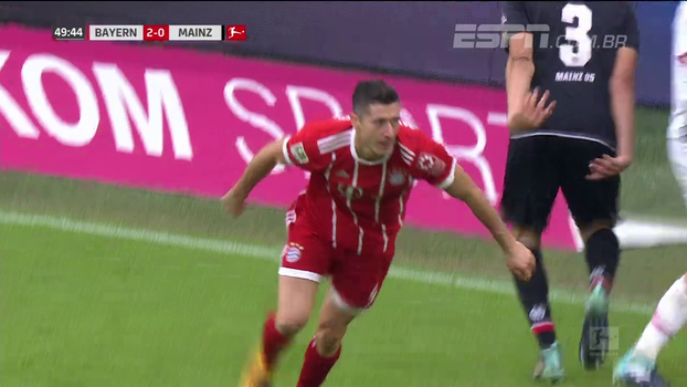 Assista aos melhores momentos de Bayern de Munique 4 x 0 Mainz