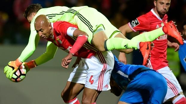 Português: Melhores momentos de Feirense 0 x 1 Benfica