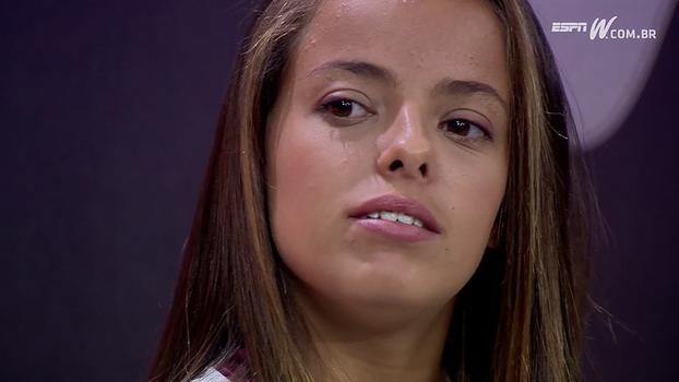 Jogadora do Juventus, Bárbara Nataly explica por que algumas atletas desistem do esporte