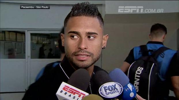 Após vitória, Kayke comemora resultado e nega secar Corinthians: 'A gente deixa isso para os torcedores'