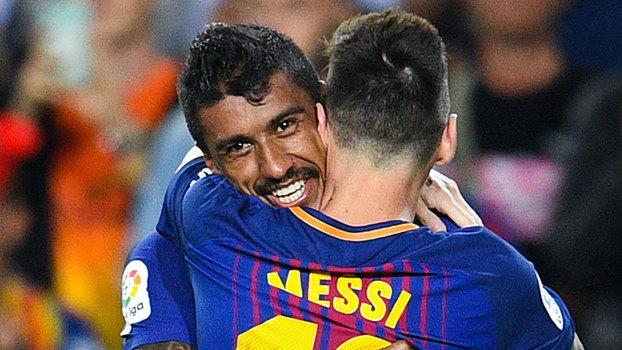 LaLiga: Gols de Barcelona 6 x 1 Eibar