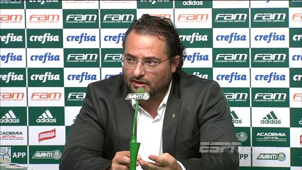 Alexandre Mattos elogia Cruzeiro: 'É o grande favorito'