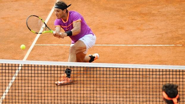 Veja lances de Dominic Thiem 2 x 0 Rafael Nadal