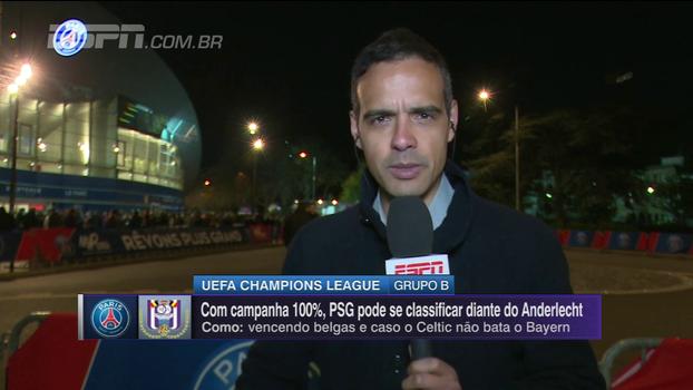 Favoritismo, mudanças no time e possível massacre; de Paris, João Castelo-Branco fala do PSG