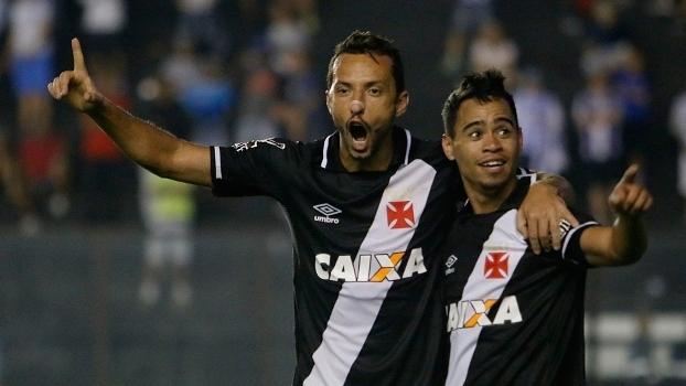 Brasileiro: Gol de Vasco 1 x 0 Avaí