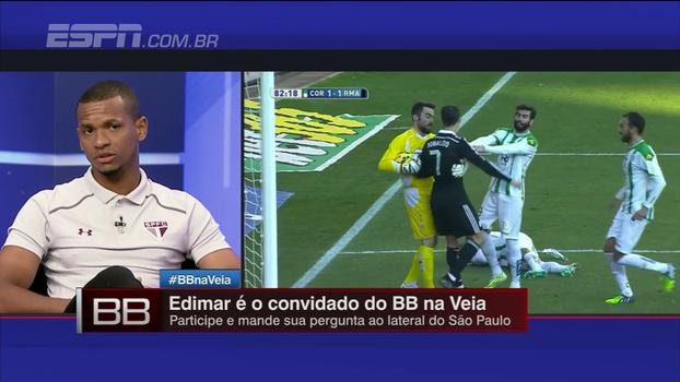Edimar relembra agressão de Cristiano Ronaldo e manda mensagem em romeno ao jogador do Real