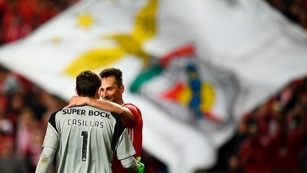 Casillas faz milagre duplo e salva o Porto contra o Benfica; veja