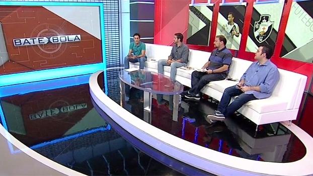 'Se Jorginho sair do Vasco, eu iria atrás do Fernando Diniz', afirma Bertozzi