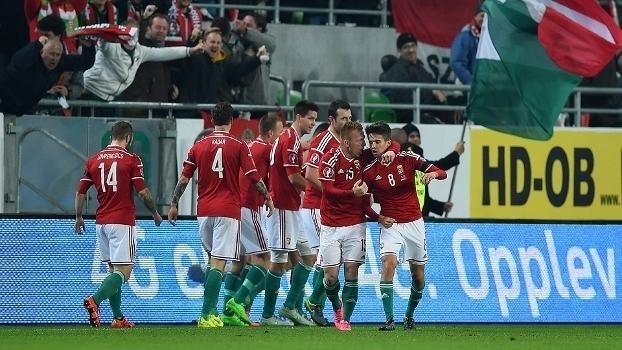 Repescagem Euro-2016: Gols de Hungria 2 x 1 Noruega