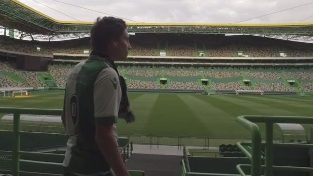 Antes de jogo pela Champions, Sporting produz vídeo apresentando estádio José Alvalade ao Borussia