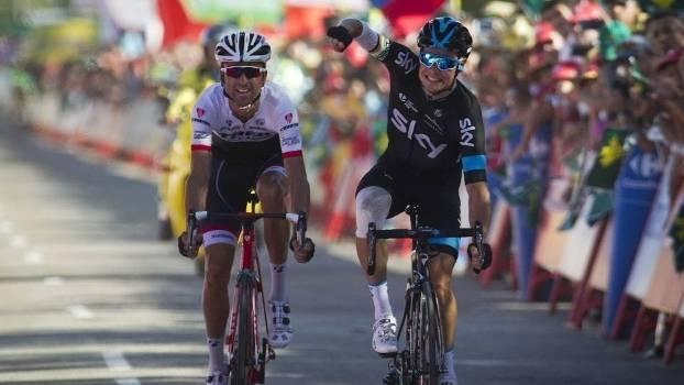 Veja como foi a 18ª etapa da Volta da Espanha nesta quinta