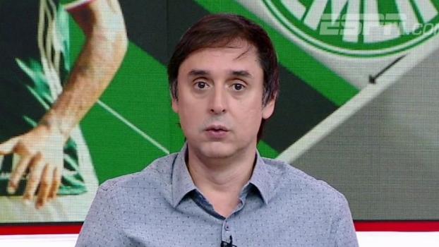 Tironi fala sobre rodízio no Palmeiras: 'Nenhum outro time do Brasil se pode dar ao luxo de fazer'