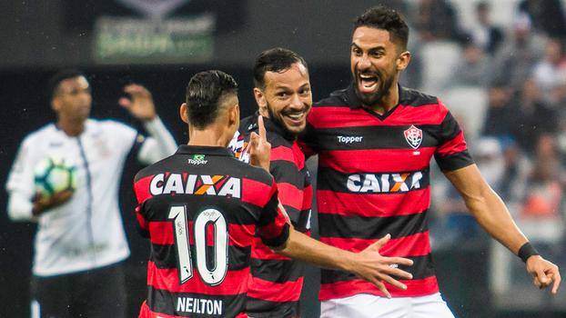 Brasileiro  Gol de Corinthians 0 x 1 Vitória - ESPN 8508aa75831c4