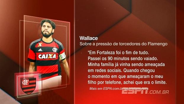 'O Wallace foi vítima de uma perseguição covarde', diz Mauro