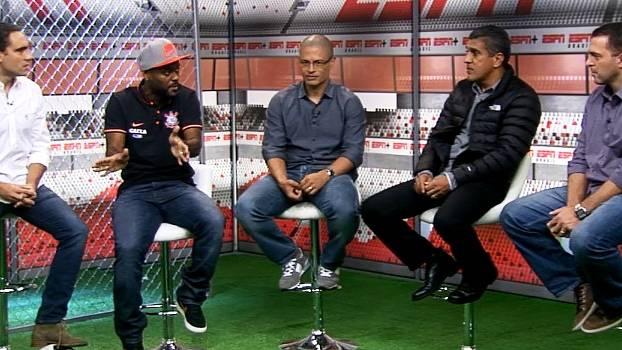 No 'Resenha', Love revela que Petkovic levou um tapa de Bruno na época de Flamengo