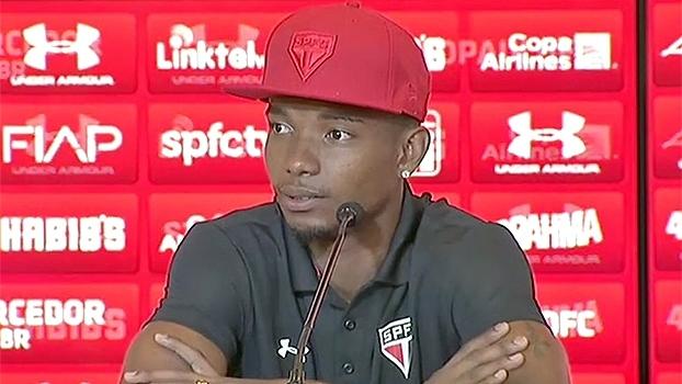 Thiago Mendes admite dificuldades, mas promete: 'Vou buscar meu espaço novamente'