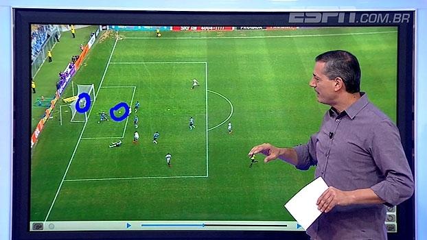 Sálvio explica mudança na regra e dá exemplo em jogo do Grêmio