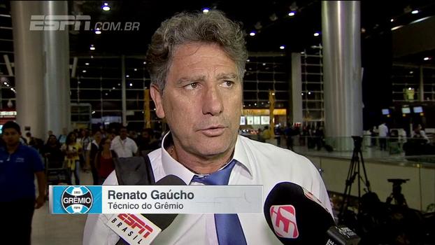 34 anos depois do título, Renato Portaluppi embarca rumo ao Mundial de Clubes: 'Tem que gostar de ganhar'