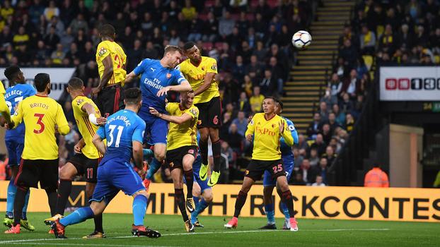 Premier League: Gols de Watford 2 x 1 Arsenal