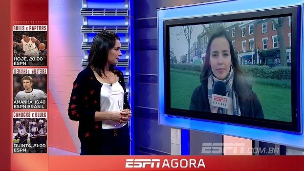 Natalie Gedra traz a repercussão da saída de Schweinsteiger do Manchester United