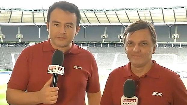 Mauro comenta crescimento da Copa da Alemanha e 'carga emocional' de Hummels