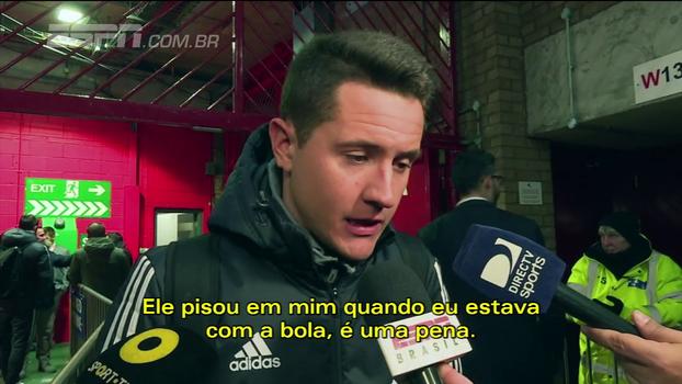 Brasileiros falam sobre resultado do cássico, e volante do United detona arbitragem: 'Pênalti foi incrível'