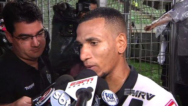 Autor de pintura do meio de campo, Otero diz que é o gol mais bonito que já fez: 'Esse é o melhor'