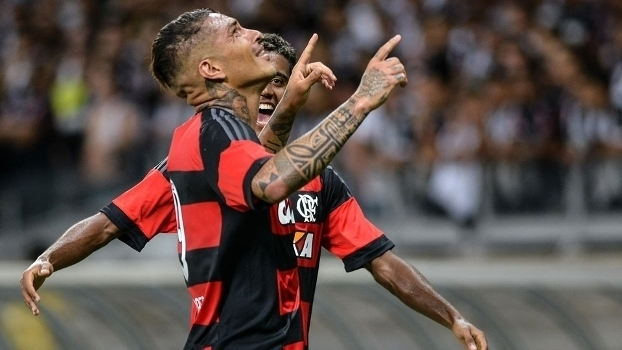 Resultado de imagem para Atlético-MG x Flamengo 2016