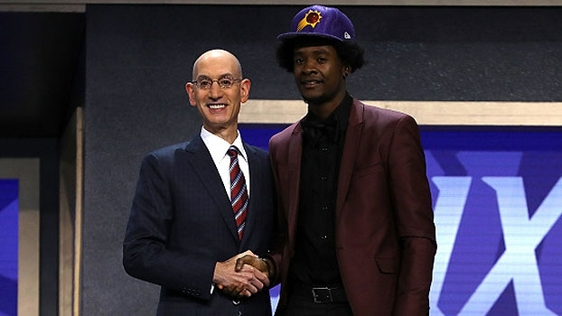 Josh Jackson é o 4º escolhido no Draft 2017 da NBA, pelo Phoenix Suns