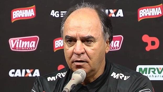 Marcelo Oliveira torce por recuperação de R. Carioca e lamenta 'descuido' em gol da Ponte