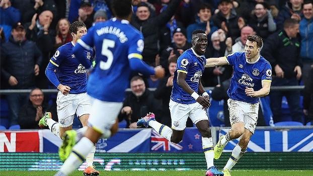 Premier League: Gols de Everton 2 x 0 Sunderland