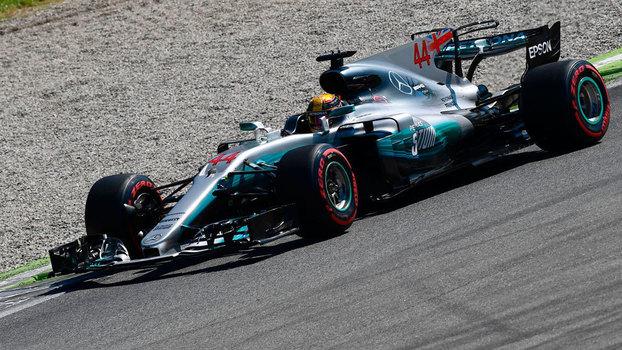 Veja os melhores momentos da vitória tranquila de Hamilton no GP da Itália