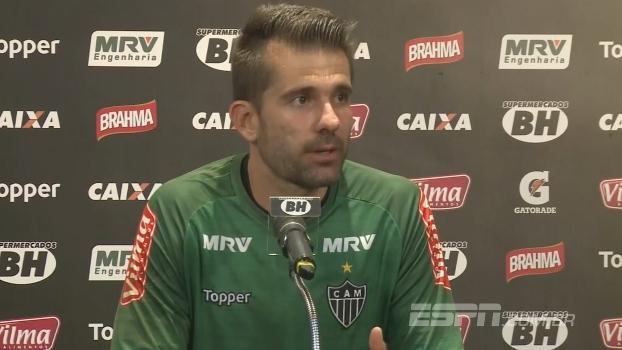 Victor fala sobre a importância de todo um elenco na maratona de jogos e pede foco à equipe contra o Botafogo