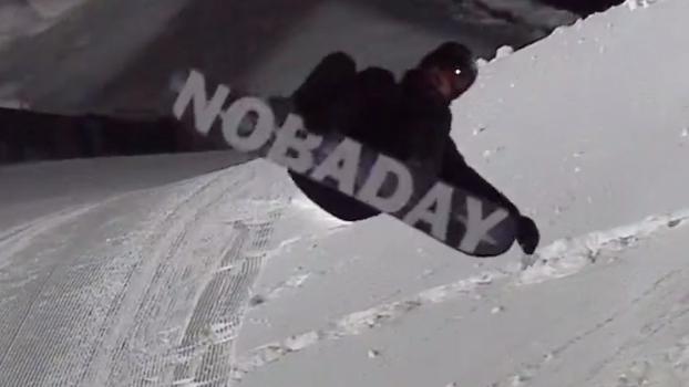 Canadense Max Parrot é campeão no Snowboard Big Air dos X Games Aspen