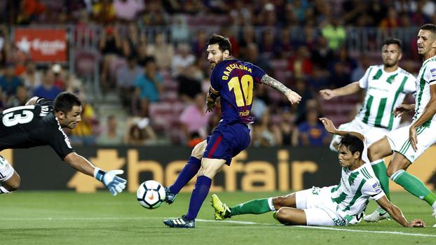 Veja os melhores momentos da vitória do Barcelona sobre o Betis pela LaLiga!