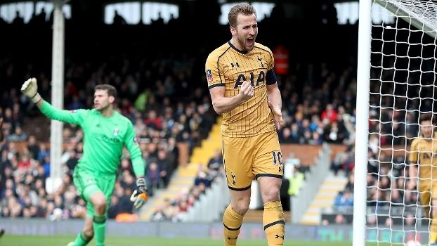 Veja os gols da vitória do Tottenham sobre o Fulham por 3 a 0