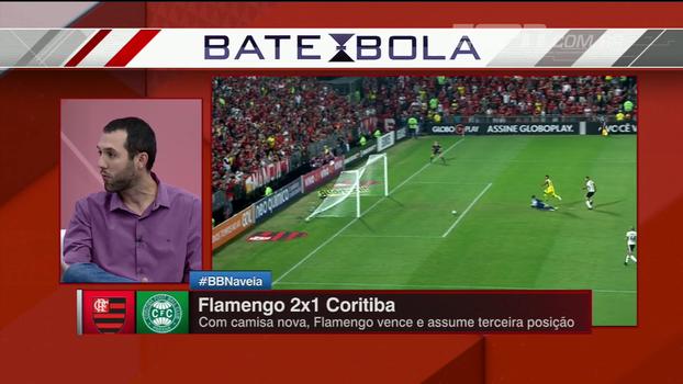 Hofman critica postura do Flamengo: 'Tem a obrigação de se impor e não conseguiu'