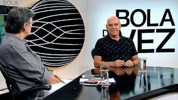 Valdir Espinosa lembra história com Everaldo e Mazinho e conquista com o Botafogo em 89: 'Pesadelo que acabou'