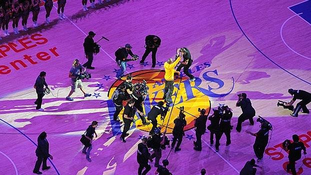 Há 1 ano: relembre últimos momentos de Kobe com a camisa dos Lakers