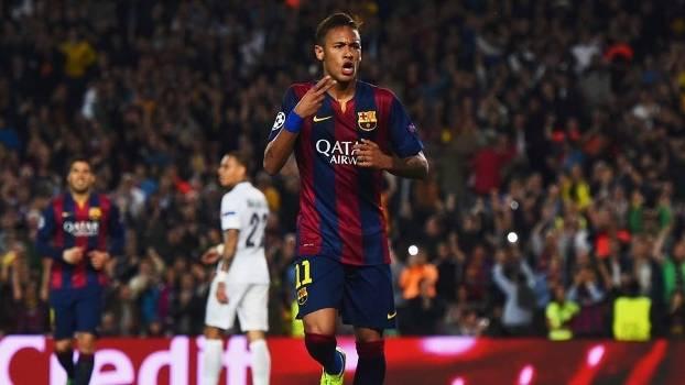 Champions League (quartas - volta): Gols de Barcelona 2 x 0 PSG