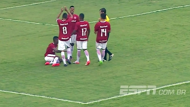 Copa São Paulo: Gols de Mogi Mirim 0 x 5 Internacional