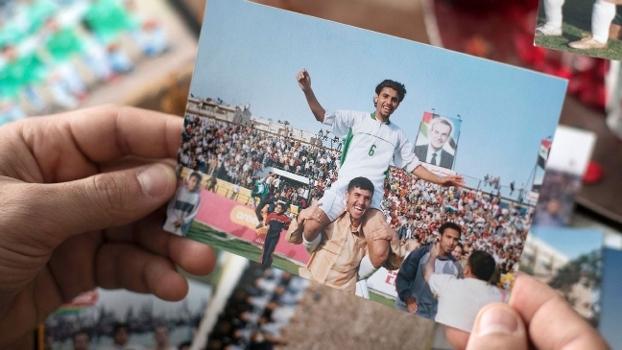 Conheça a história e a luta de Ayman Kasheet, ex-capitão da seleção da Síria que luta pelo futebol do país