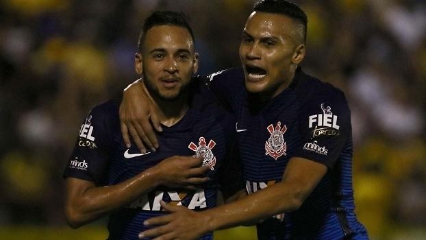 Veja os gols da vitória do Corinthians sobre o Mirassol por 3 a 2