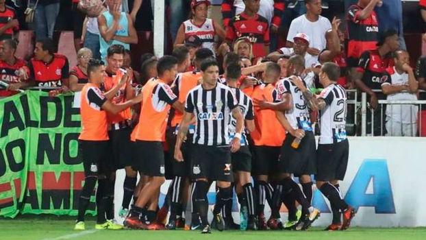 Má fase de Muralha fez santistas 'arriscarem mais' contra o Flamengo