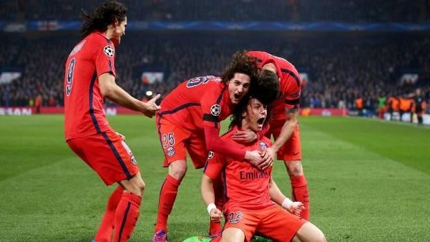 Champions League (oitavas - volta): Gols de Chelsea 2 x 2 Paris Saint-Germain
