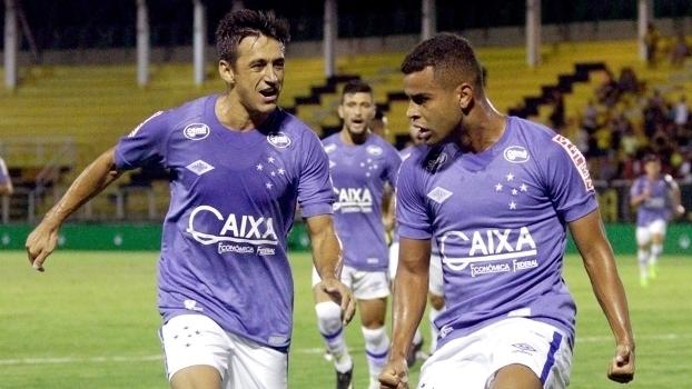Copa do Brasil: Gols de Volta Redonda 1 x 2 Cruzeiro