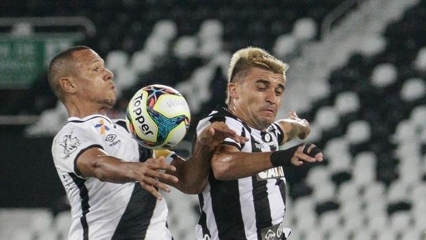 Carioca: Lances de Botafogo 0 x 0 Vasco