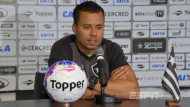 Jair Ventura promete Botafogo ofensivo: 'Vamos jogar para ganhar'
